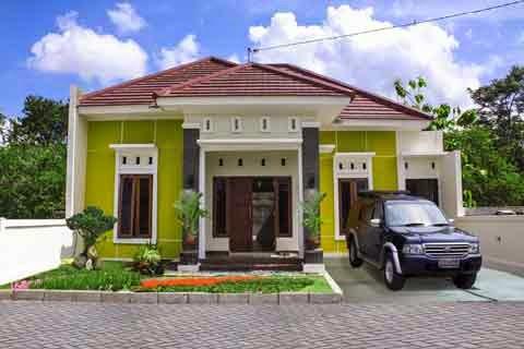 contoh desain rumah minimalis elegan, modern