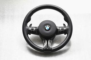 BMW M Lenkrad Kohlenstofffaser