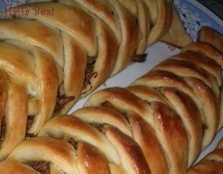 Baking, Chicken, chicken bread, Flour,
