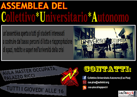 Assemblea del Collettivo Universitario Autonomo