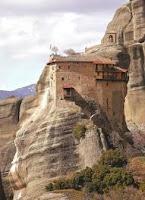 Αφιερώματα,Μετέωρα,μοναστήρια