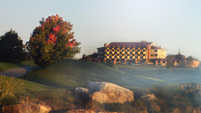 Falling Rock Nemacolin Farmington Pennsylvania