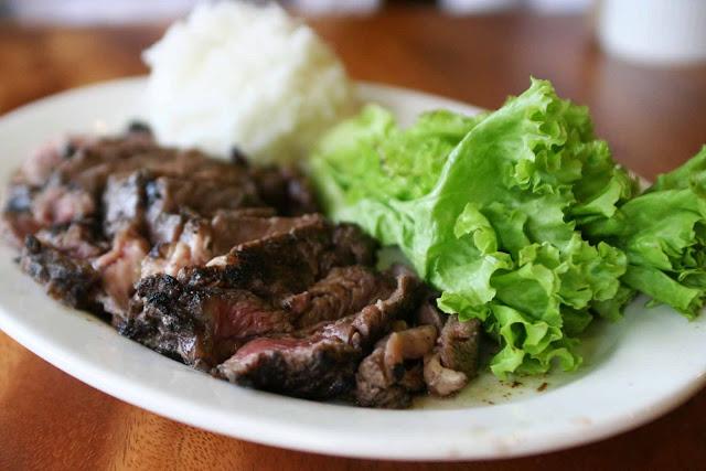 Organic Rib-Eye Steak
