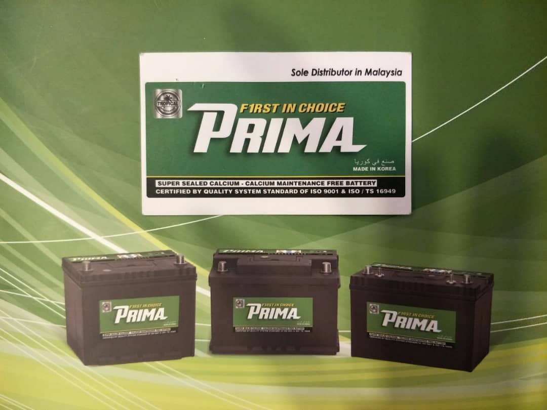 Prima Hi life. !8 month warranty