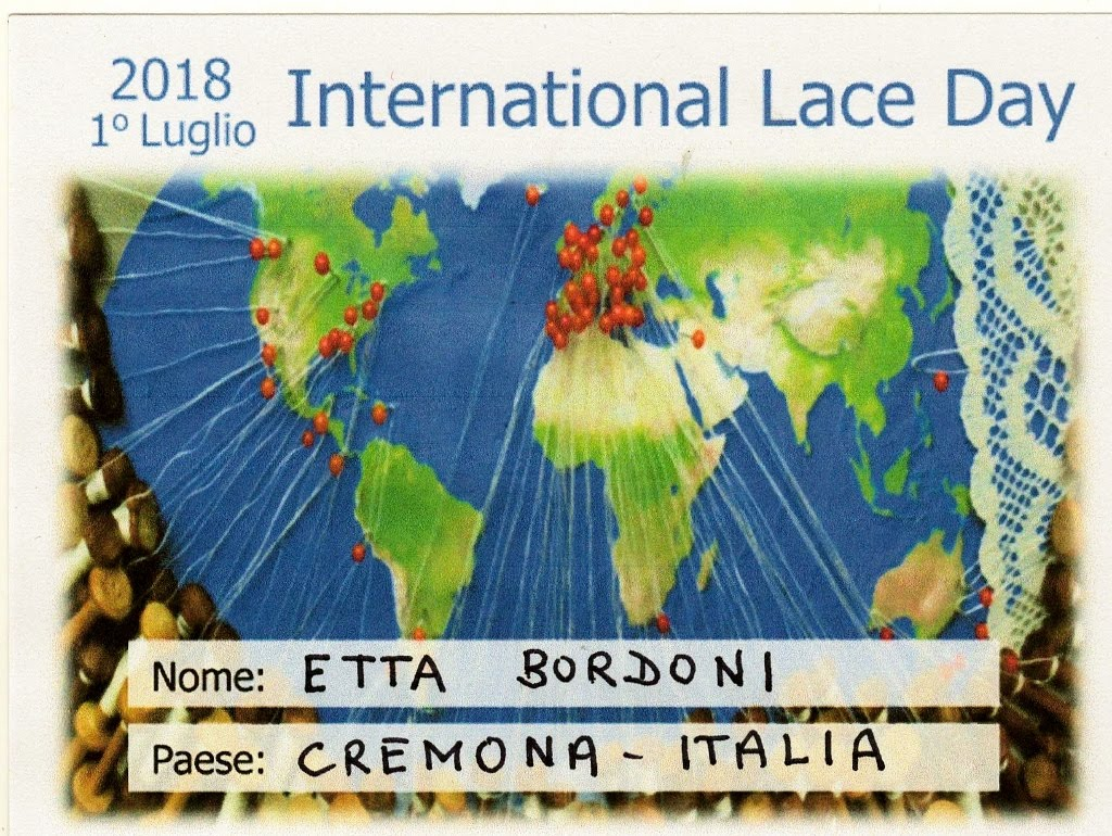 International Lace Day 2018