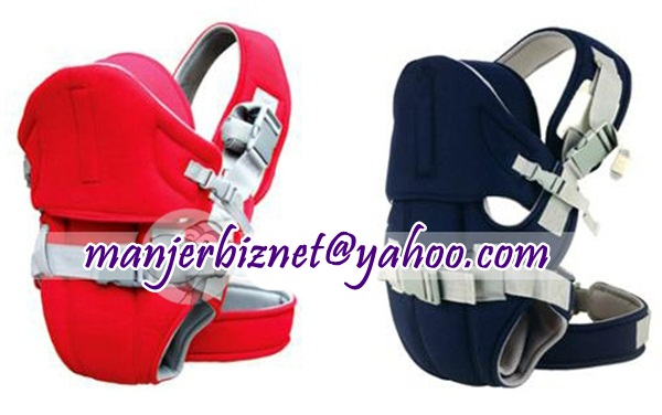 Adjustable Ventilated Baby Carrier 5 Positions