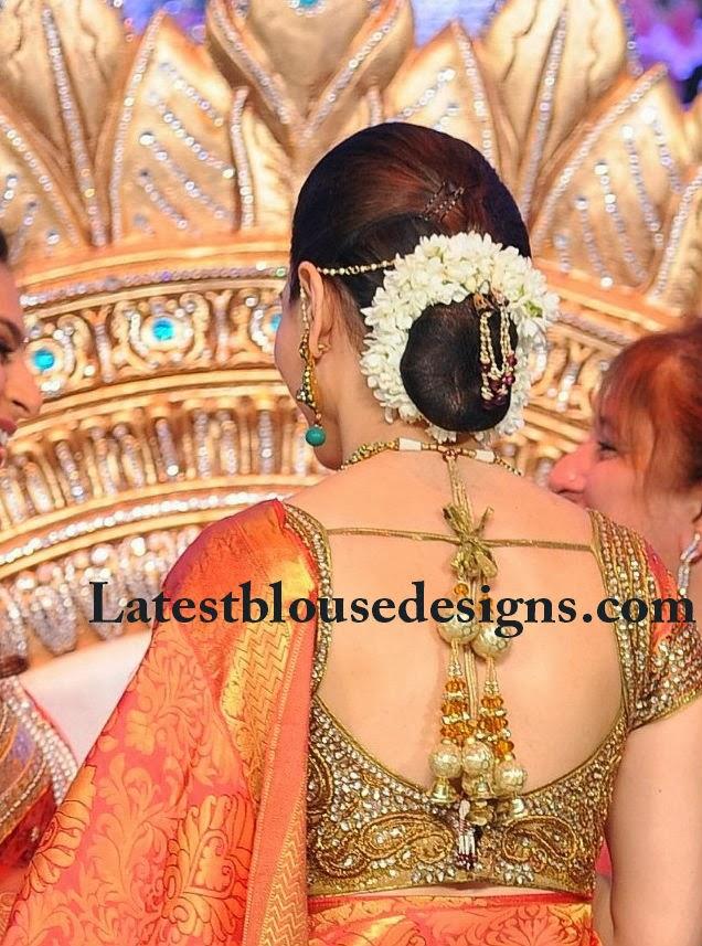 tamanna blouse designs