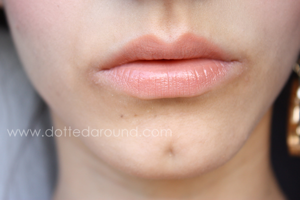 Nars Buenos Aires velvet gloss swatch lip pencil