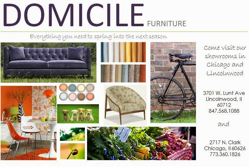DOMICILE Furniture In The Greater Chicagoland Area. Come Visit Our  Showrooms In Lincolnwood And Lincoln Park.