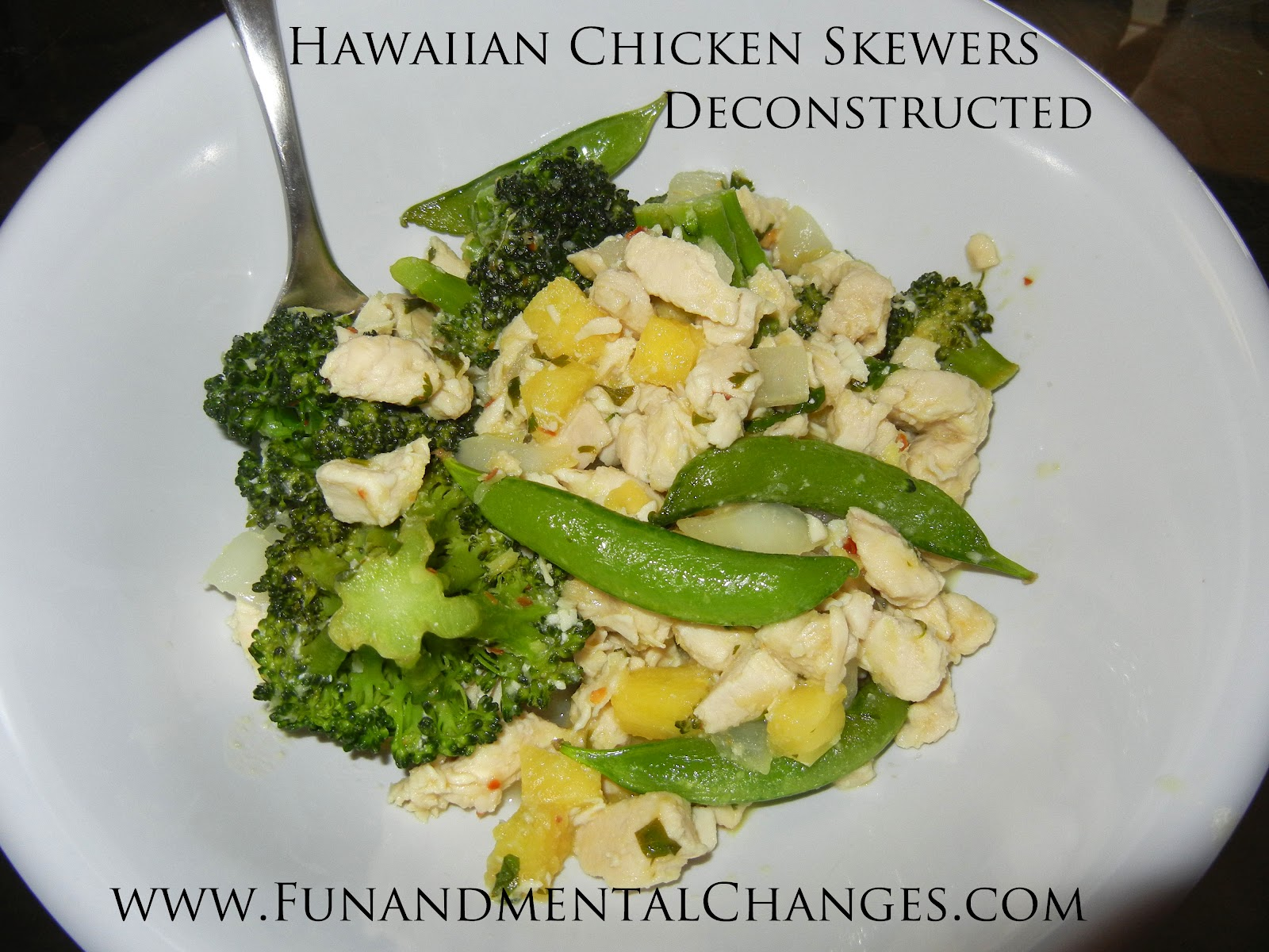 Luau Chicken Recipe — Dishmaps