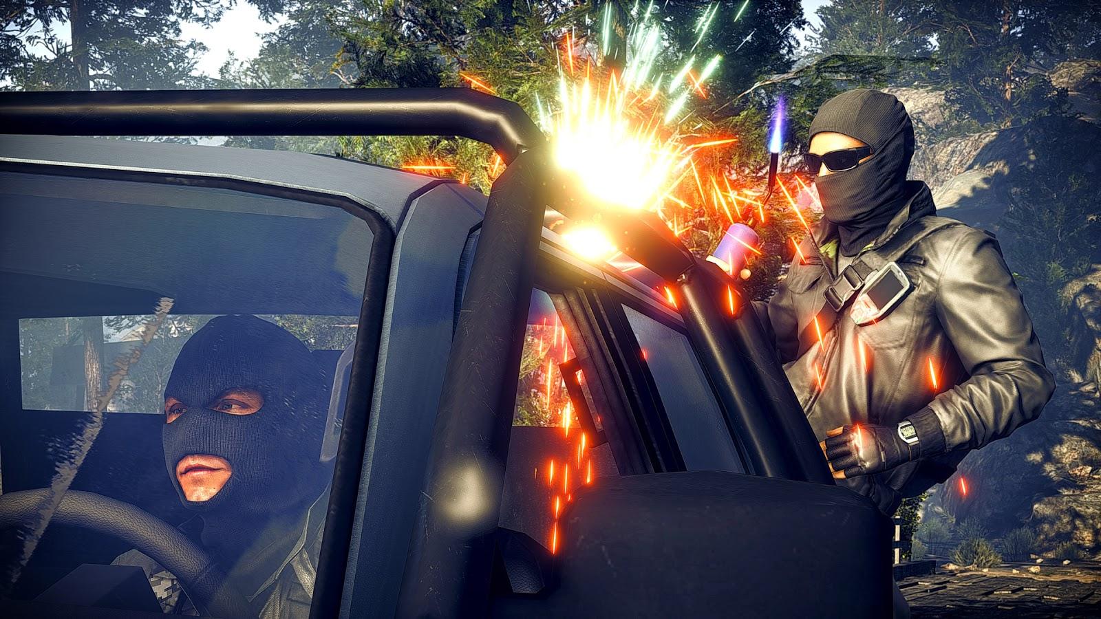 Battlefield Hardline - Ficha Criminal de Fevereiro