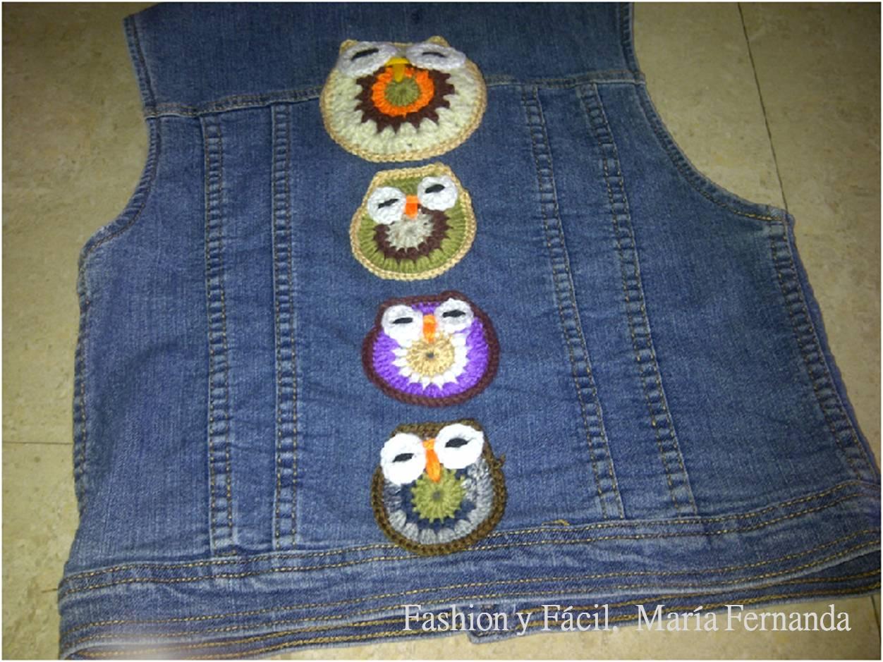 Buhos tejidos DIY ¿Cómo tejer buhos de crochet? (Crocheted owls DIY