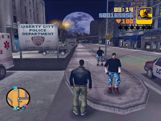 تحميل لعبة Grand Theft Auto III Liberty City Stories للكمبيوتر مضغوطة بحجم صغير جدا