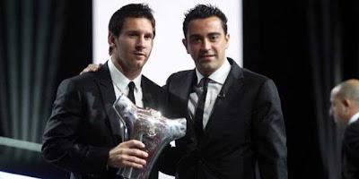 Daftar Kandidat Pemain Terbaik Eropa 2012