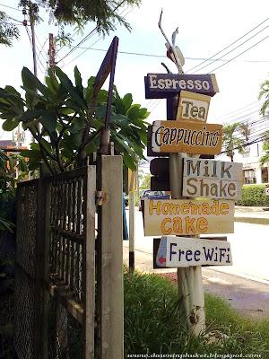 Restaurants in Phuket, Thailand