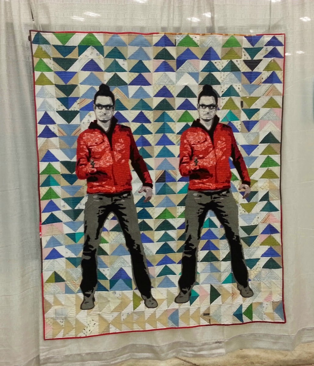 Murdock Manor: Luke Haynes at Quiltcon : quilt con - Adamdwight.com