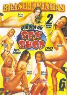 sexo Brasileirinhas   Suruba no Sexshop online