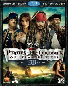 Pirates of the Caribbean 4: On Stranger Tides (2011) BluRay 720p