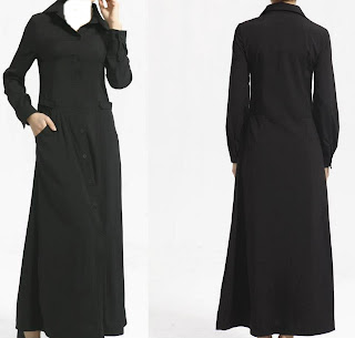 Modern_Dress_CD010_Black