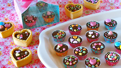How To Make Chocolate Cups For Valentine S Day Video Recipe