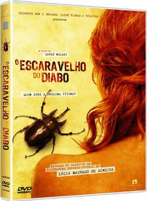 Filme Poster O Escaravelho do Diabo