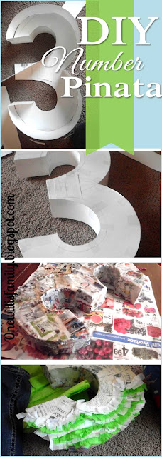 DIY Letter or Number