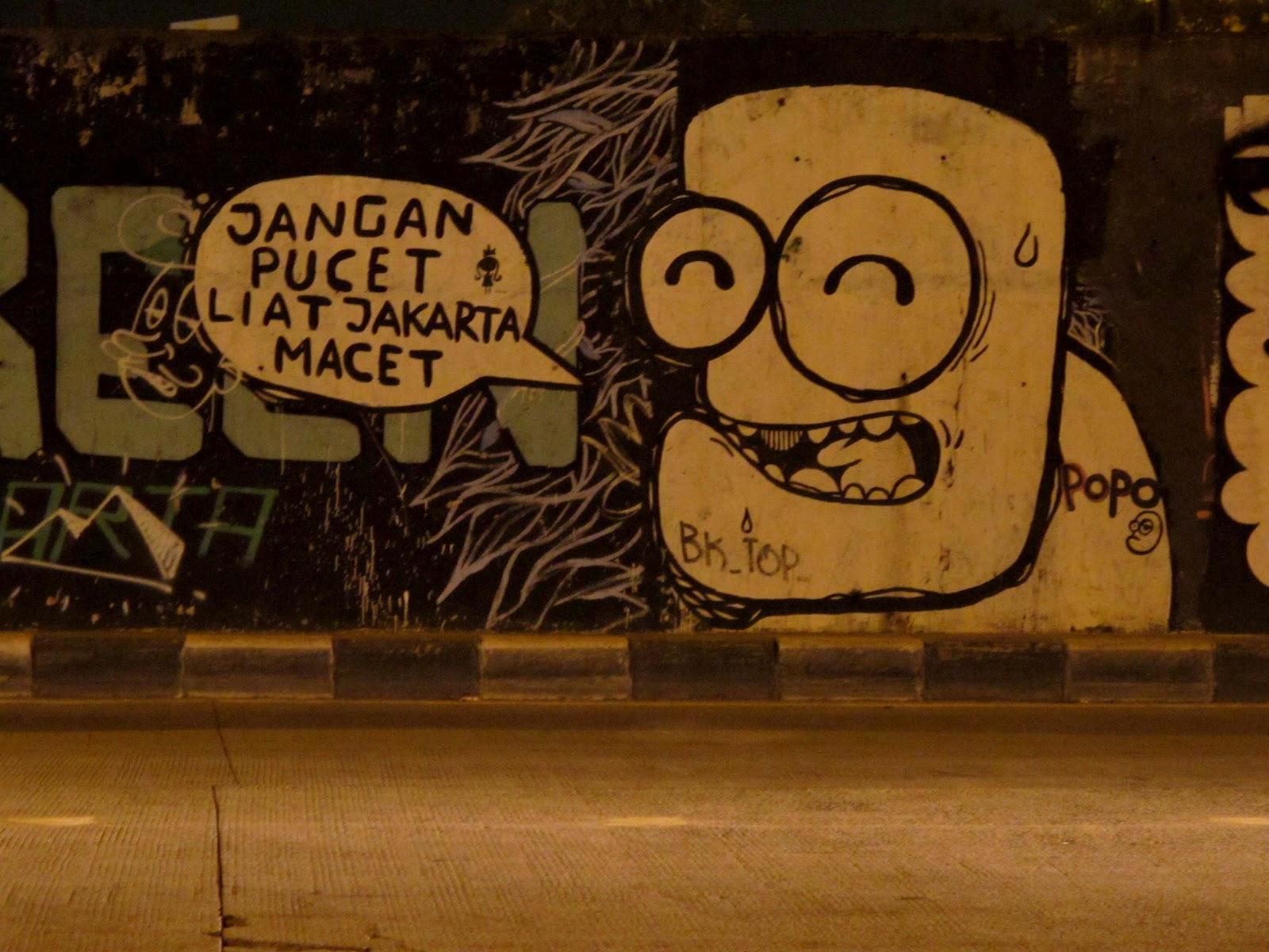 Likeapro mural art for Mural indonesia