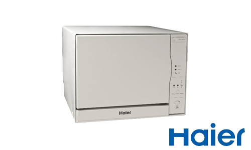 Haier HDC1804TW Countertop Dishwasher