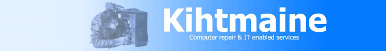 The official site of Kihtmaine: Information technology, gadgets, devices, and information