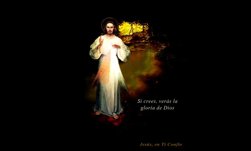 jesus dice que si creemos veremos la gloria de dios