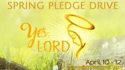 Spring Pledge Drive
