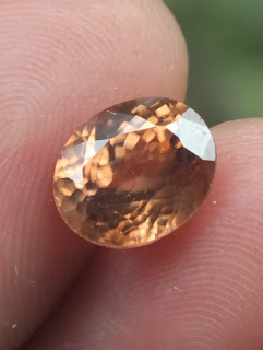 Natural Brown Zircon