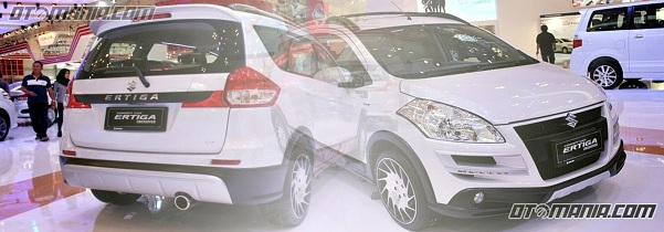 modifikasi new ertiga facelift