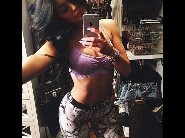 Kylie Jenner's