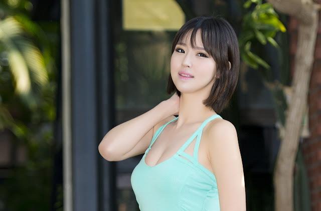 Korean Model Choi Byeol Ha
