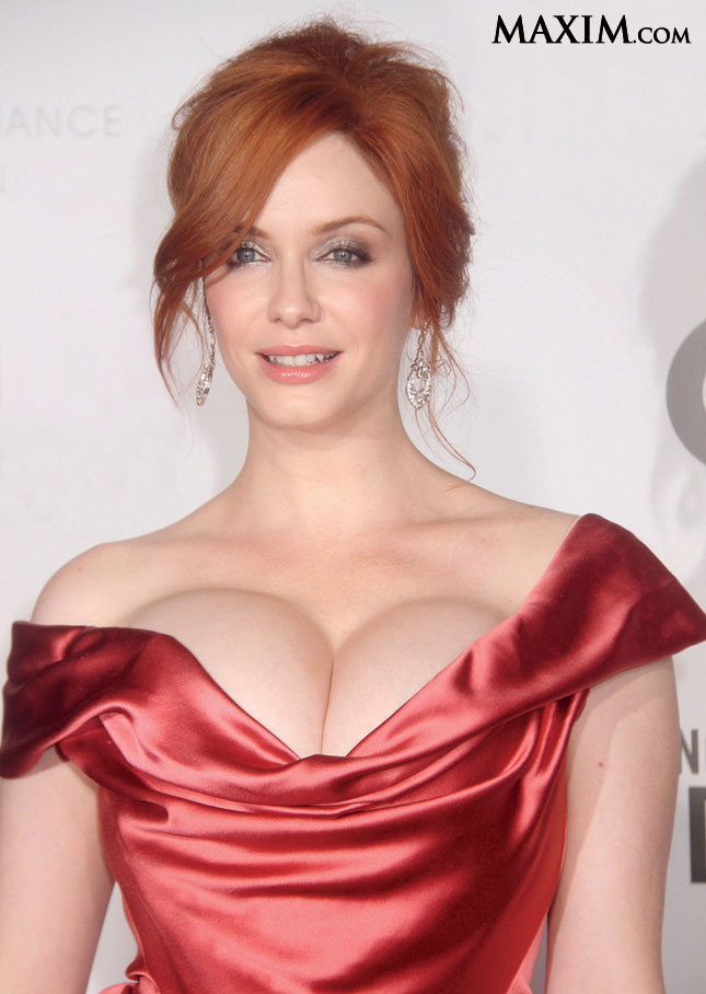 Judul: Christina Hendricks