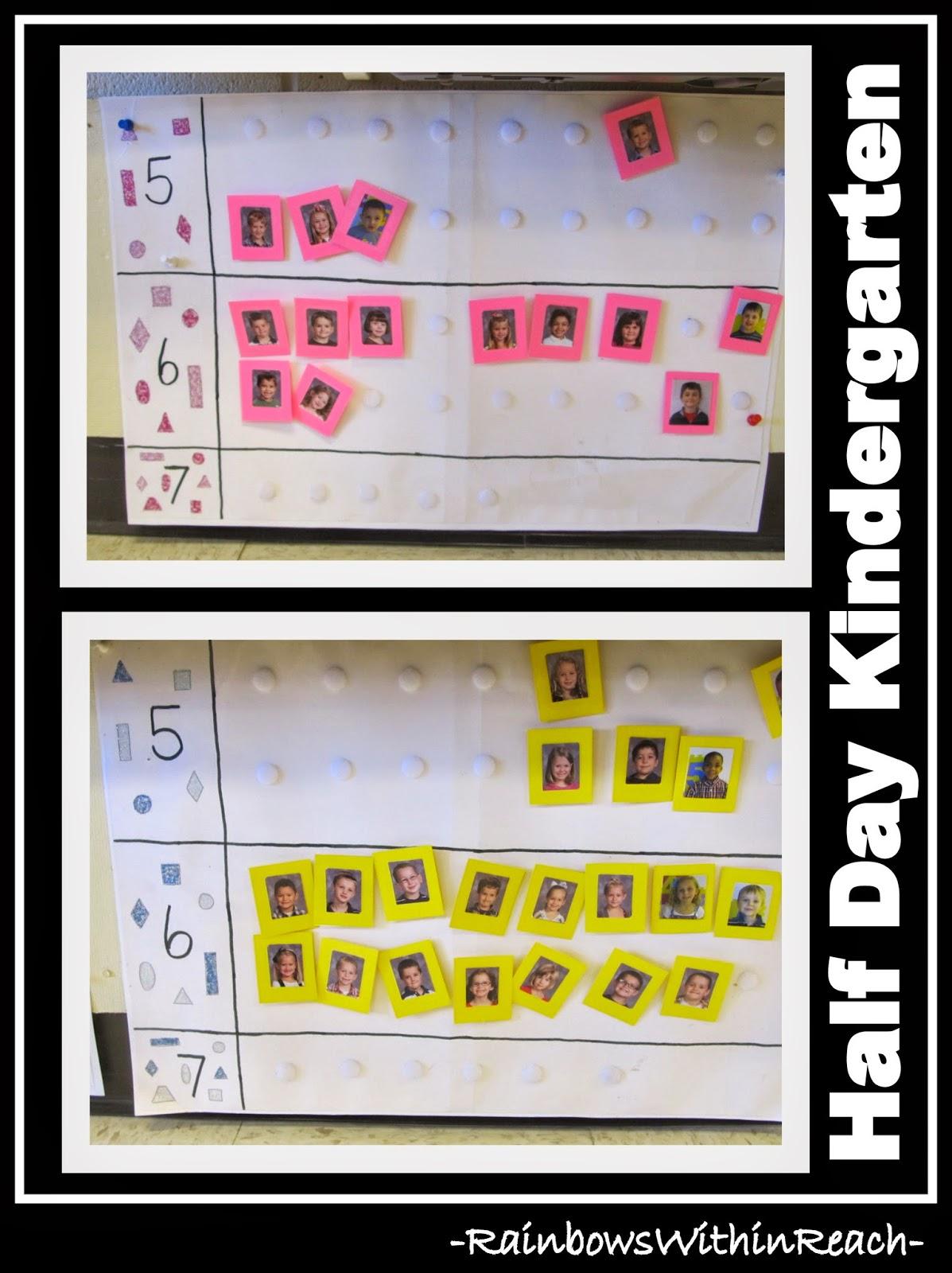 Birthday Chart {Graph & Charts RoundUP) at RainbowsWithinReach