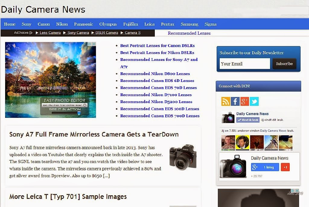 Daily Camera News