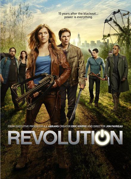 Revolution (2012) {SEZON 1} HDTV.XviD Napisy PL
