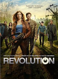 Revolution season 1 poster