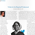 """Twitter for the Skeptical Professional"" in MHC Alumnae Quarterly"