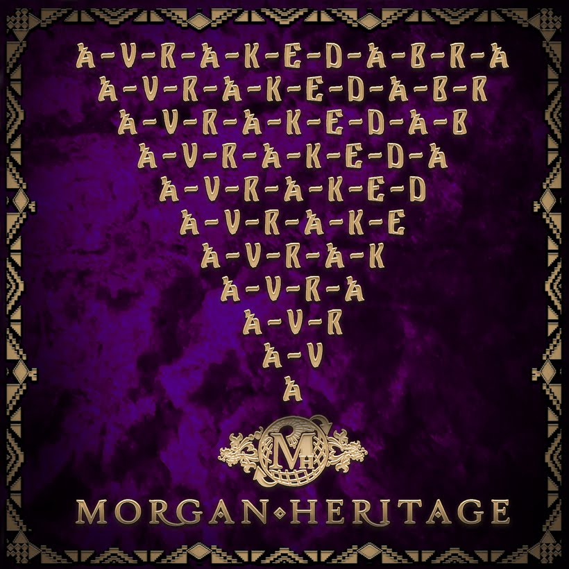 New From Morgan Heritage