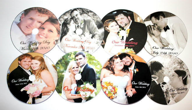 Wedding Disk Samples
