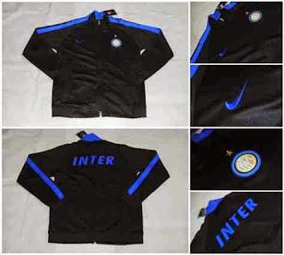 jaket milan, jersey inter, grade ori, jual online jaket inter milan home, training, ready, online shop, toko baju jaket bola online inter milan