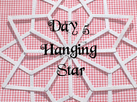 Hanging Star Decorations