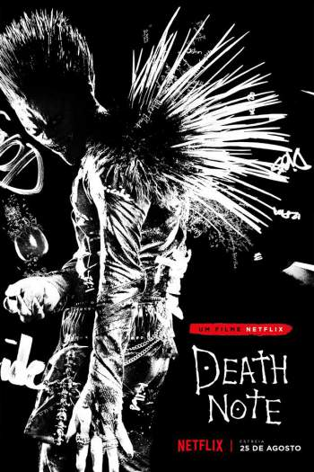 Death Note Torrent – WEBRip 720p/1080p Dual Áudio