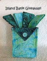 Island Batik Giveaway