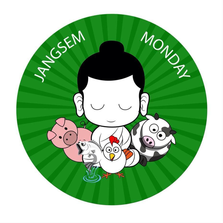 Jangsem Monday Badge