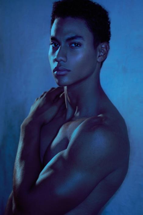 NSFW Exclusive: Duane J. Moreno by Joseph Bleu