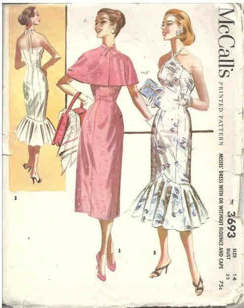 How Much Did That Sell For?!?: McCall\'s 3693 Vintage Sewing Pattern ...